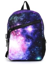 Рюкзак Galaxy цвет черный мульти KZ9983487